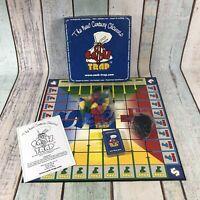 CASH TRAP BOARD GAME Classic Money Strategy Challenging Contents UNUSED