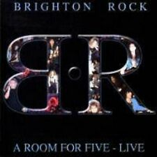 """BRIGHTON ROCK - """"A Room For Five - Live"""" Melodic 80's Hard Rock from Canada"""