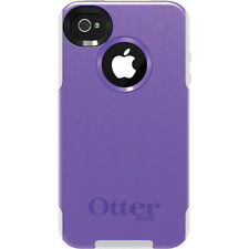OtterBox Commuter Case for iPhone 4/4s -Viola/White (77-18540)