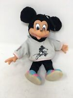 Vintage Disney Mickey Mouse Soft Toy Collectable Retro Disneyana 80s 90s
