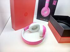 Beats by Dr. Dre STUDIO 2.0 Wired On-ear Headphone - PINK - in Box - Cushion Bag