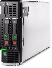 HP BL460c GEN8 G8 Blade Server 2 x Eight-Core E5-2680 96GB RAM 2 x 300GB 15k