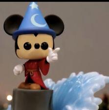 Funko Pop Sorcerer Mickey Movie Moment Fantasia Boxlunch Exclusive {Pre-Order}