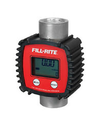 Tuthill Fill Rite Fr1118A10 1' In Line Digital Fuel Diesel Meter Electronic