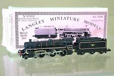 GRAHAM FARISH KIT BUILT LANGLEY BR 4-6-0 CLASS 4 LOCO P75073 & SR B1 TENDER mz