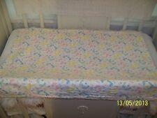 ~Vintage BABY Footprints blanket boy/girl w/ rattle, PHOTO PROP, 4 reborn doll