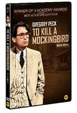 To Kill a Mockingbird (1962, Robert Mulligan) DVD NEW