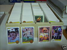 1981-82-83 Donruss Baseball pick 40 complete your set