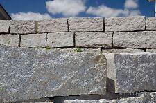 Granitmauersteine Granitblöcke Granit Mauerstein 24 Tonnen inkl. Lieferung - TOP