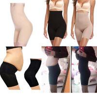 New Slim Women's Higher Power High Waist Mid Thigh Short All Day Comfort Shaper