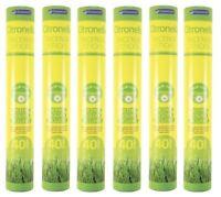 6 x 40pk Citronella Incense Sticks Candles Outdoor Garden Anti Bug Fly Mosquito