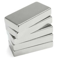 50X25X10mm N52 Super Aimant Néodyme Neodymium Puissant Magnets Magnetique Bloc
