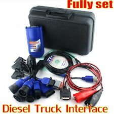 NEXIQ 125032 USB Link+Software Pro Auto scan Tool Interface For Diesel Truck