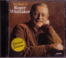 ROGER WHITTAKER Magic HEARTLAND SPECIAL EDITION CD STARDUST ALWAYS  Rare