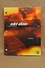 2003 Skidoo MX Z Summit Legend Grand Touring ZX Series Shop Service Manual