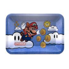 "Premium Rolling Tray Super Mario ""Dabtendo"" 7""x5.5"""
