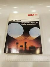 RCA Integrated Circuits for Linear Applications Data Book 1986