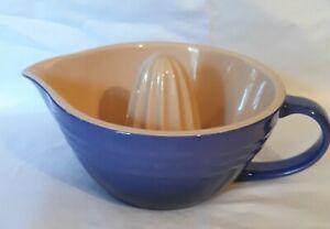 Le Creuset Stoneware Citrus Juicer Blue