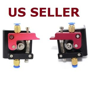 US SHIP MK8 All-metal 1.75mm Remote Extruder Kit For 3D Printer Makerbot Reprap