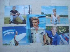 5 fantastic Cody Simpson magazine poster centerfold