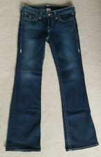 TRUE RELIGION Womens BECKY Bootcut Jeans size 31