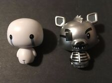 Pint Size Heroes! Silver Foxy the Pirate and Crying Child GameStop Exclusives