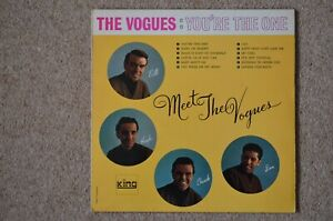 The Vogues - Meet The Vogues. Mono 1965. VG++.