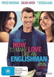 How To Make Love Like An Englishman (DVD, 2015)