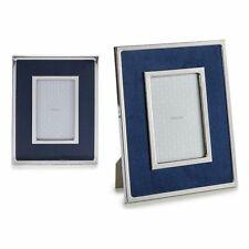 Portafotos Azul Terciopelo (1 x 24,8 x 19,8 cm)