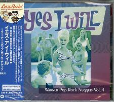 V.A.-YES I WILL- WARNER POP ROCK NUGGETS VOL.4-JAPAN CD D20