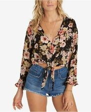 Billabong Women's Girl Crush Top Medium NWT
