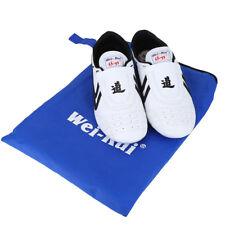 Stripe Adult Kid KickBoxing Martial Art Muay Thai Taekwondo Kung Fu MMA Shoes BT