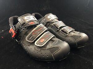 Brand New SIDI Womens Road Cycling 5-Pro Shoes, EU 38, Black