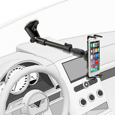 Arkon SM6-CM117 Windshield Car Mount Holder for Apple iPhone SE, 5, 5S, 5C
