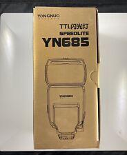 YONGNUO YN685 E-TTL HSS Speedlight for Canon Cameras
