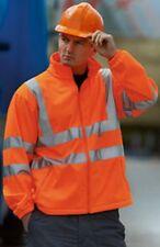 "Arco 2 B&B Hi-Vis Soft-Shell Jacket Orange Small Chest Arm to Arm 22"""