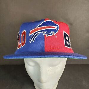 Vintage American Needle Buffalo Bills NFL Snapback  Hat NWT 90's 100% Wool