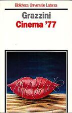 GRAZZINI Giovanni - Cinema '77