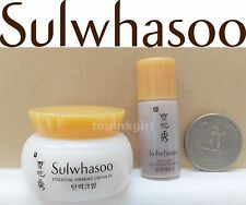 Sulwhasoo Firming Cream Ex 5ml x 2ea + First Care Activating Serum Ex 4ml x 2ea