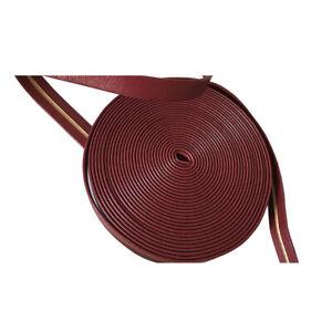 400 CM Dark Red Synthetic Leather Ito For Japanese Katana Wakizashi Tanto Sword