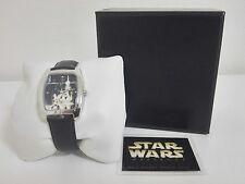 Disney Star Wars Weekends Darth Vader Mickey & Minnie Mouse Watch Ltd Ed 500 Coa