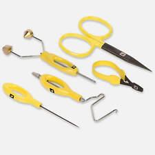 Loon Core Fly Tying Tool Kit w/ Travel Case & Base Ergo Tools