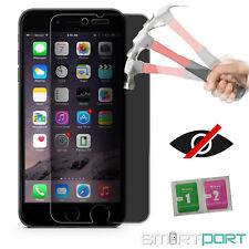 iPHONE 6 6S 7 8 PANZERFOLIE MIT BLICKSCHUTZ SEITLICH SCHUTZGLAS PRIVACY ANTISPY