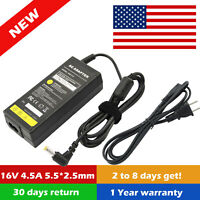 Lot 3 Laptop Charger for Panasonic Toughbook CF-30/CF-73 Power Supply Cord