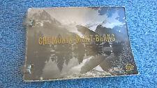 Ancien mini album 10 photo Chamonix Mont Blanc Editions Ladycap Paris