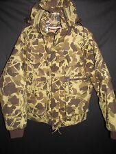 Gamehide Insulated Upland Stalker Hood Cargo Pockets Hunting Jacket Men's Med H2