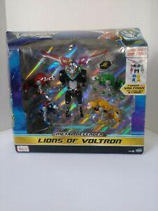 Dreamworks Voltron Legendary Defender Diecast Lions Voltron Set Traget exclusive