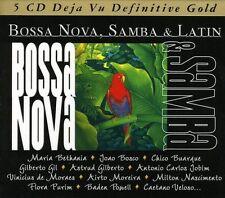 Bossa Nova, Samba and Latin [CD]