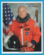 John H. Glenn jr. - Astronaut - original signiertes NASA - Großfoto !!