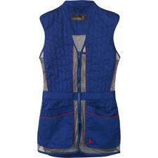 Seeland Skeet 11 Shooting Vest Waistcoat In Blue